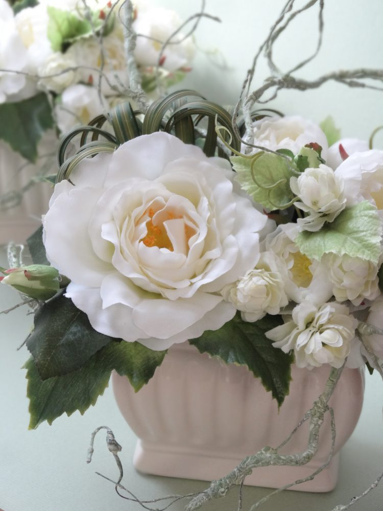 アーティフシャルフラワー(造花)