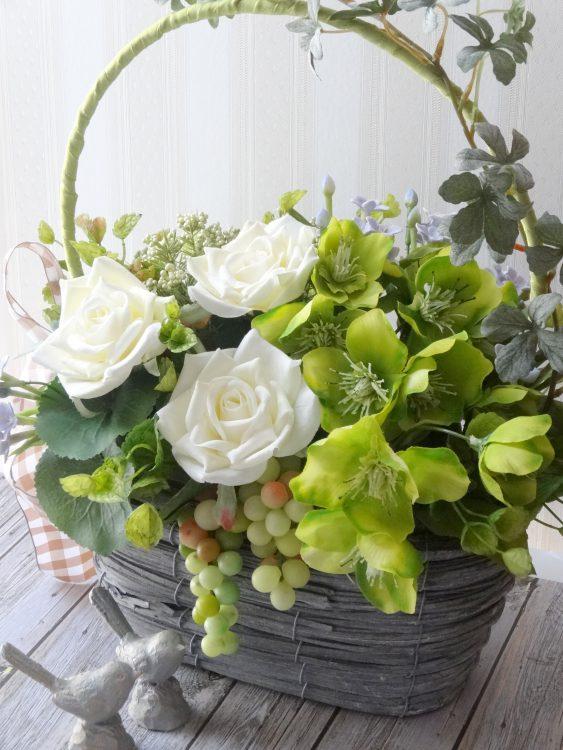 アーティフィシャルフラワー(造花)