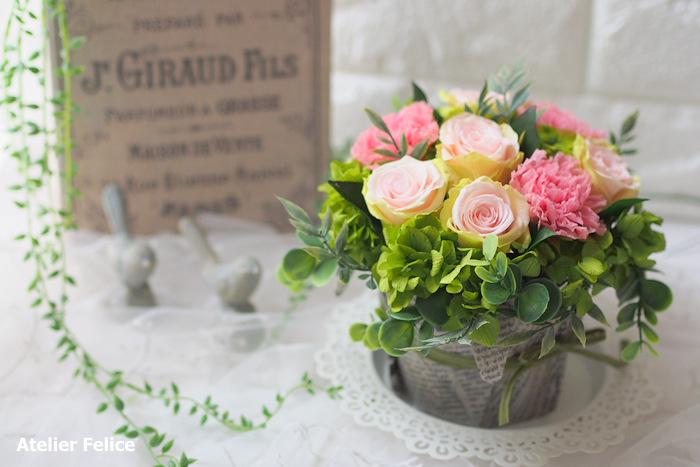 お花の資格取得 大阪