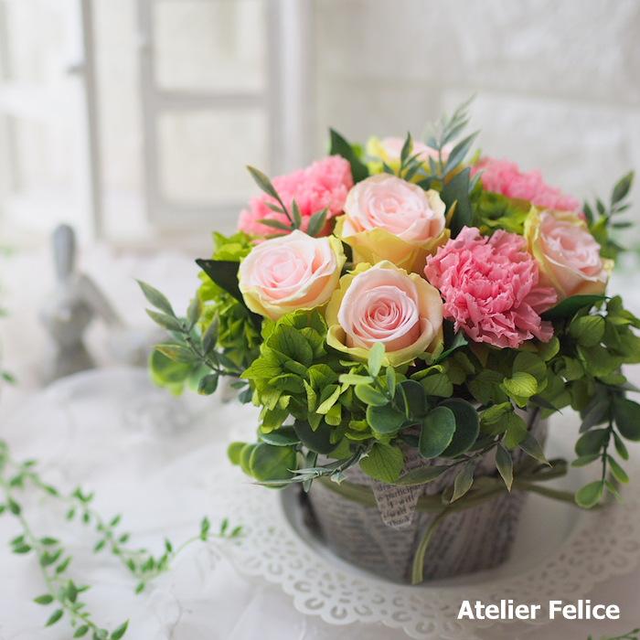 お花の資格取得 神戸